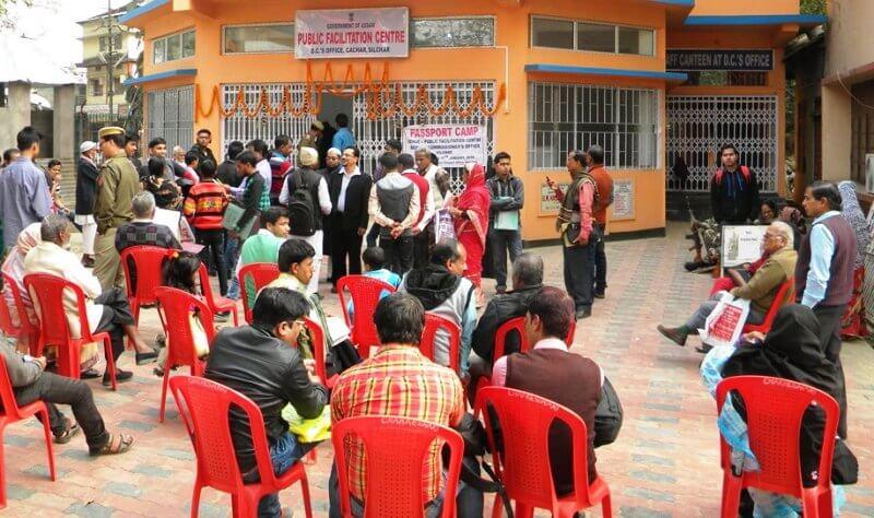 Public Demand  For Opening of Passport Seva Kendra At Silchar