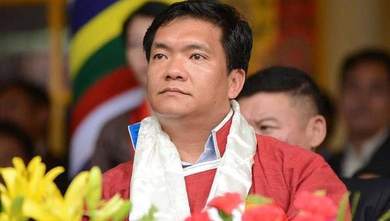 CM Pema Khandu Launches State-Wide Tree Plantation Programme