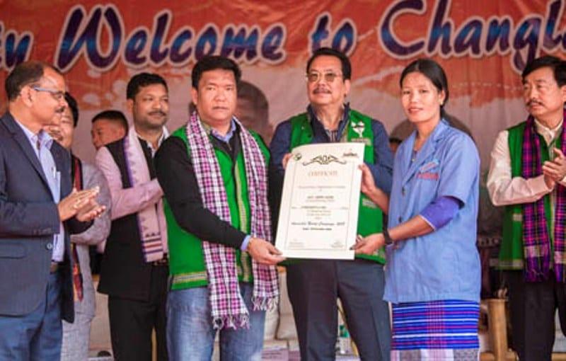 Outreach Programme on 'Poshan Abhiyan' Held