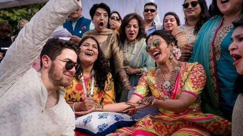 Heres How Priyanka Chopra And Nick Jonas Celebrated Their Extravagant Wedding At Jodhpur