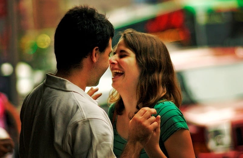 Study Finds Laughter Plays An Important Role In Relationships