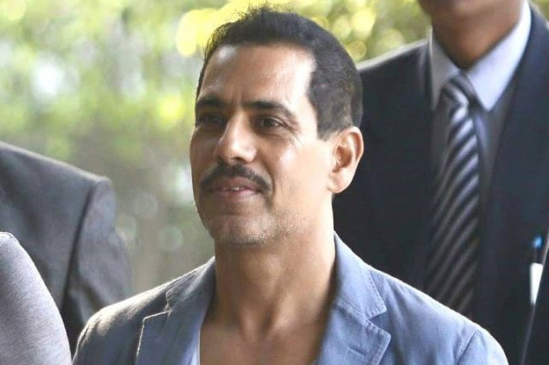 Enforcement Directorate Issues Fresh Summons Against Robert Vadra