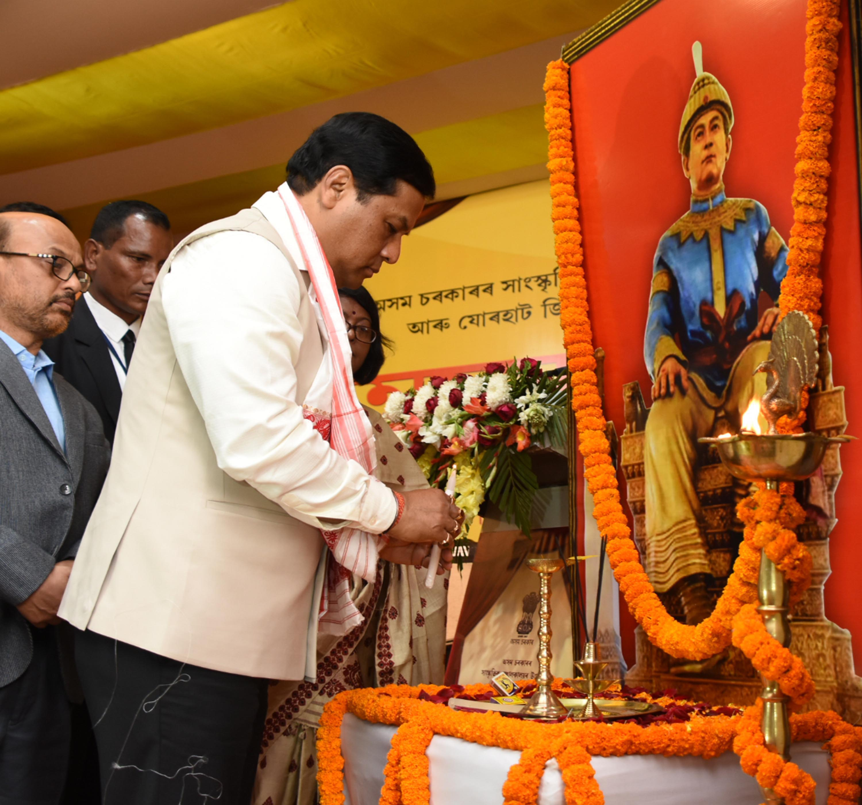 Follow Siu-Ka-Pha for united Asom: CM Sarbananda Sonowal