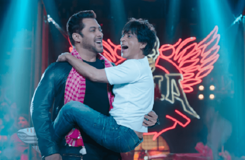 Zero Song Featuring Salman Khan, Shah Rukh Khan And Katrina Kaif Is Chartbuster of The Year
