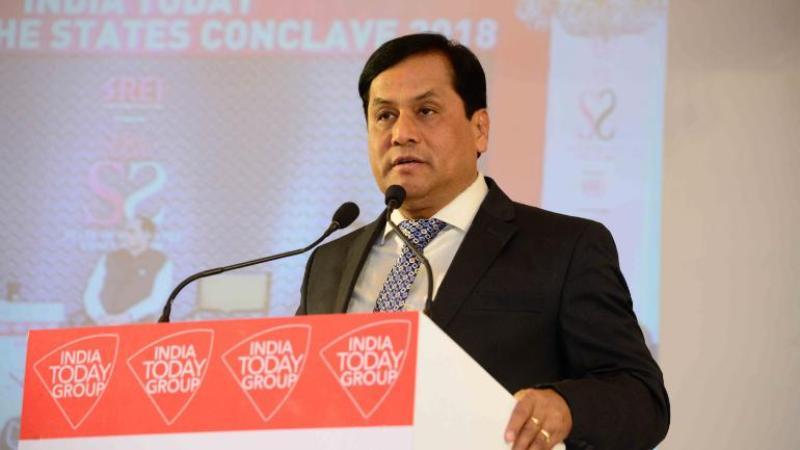 Sarbananda Sonowal Lauds Narendra Modi For Boosting NE Growth