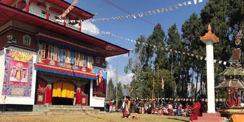 Sikkim to Make Buddhist Monks Well Educated Scholars : Pawan Chamling