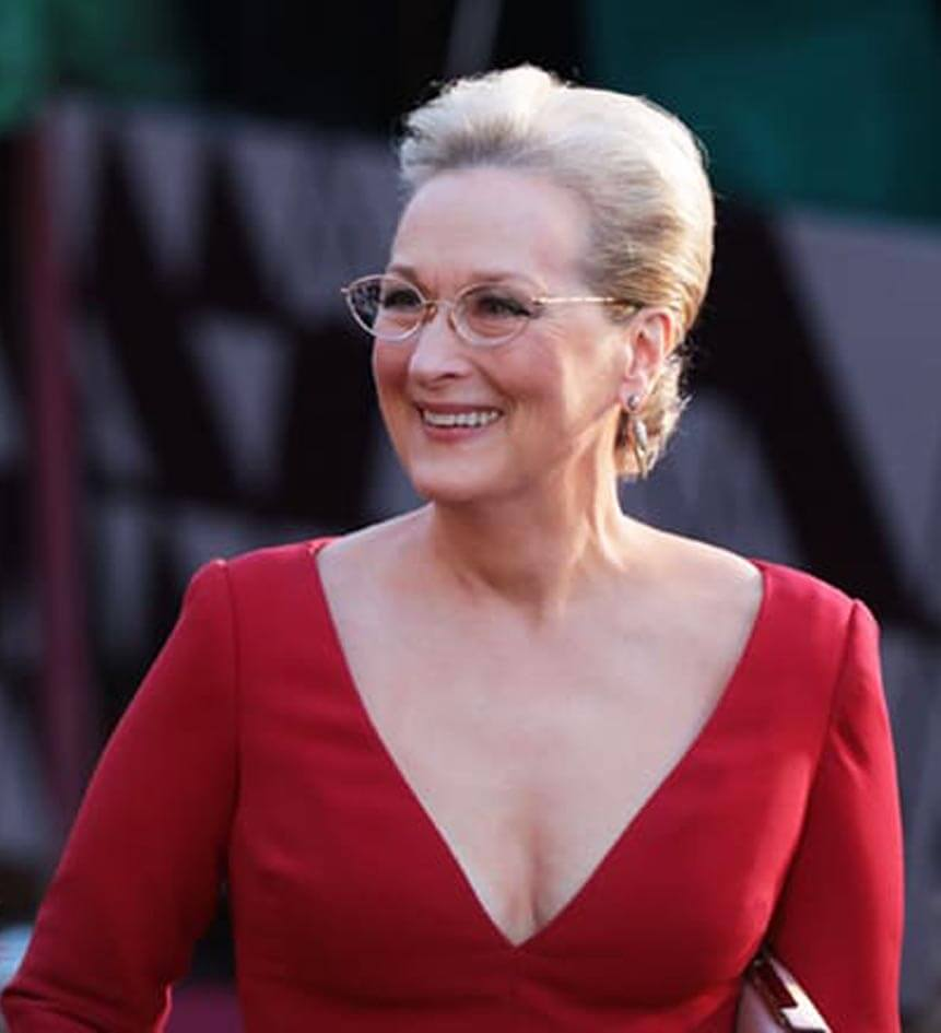 'We Should Be Afraid of His Possibility' Says Meryl Streep