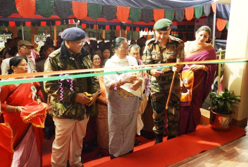 Tailoring and embroidery centre inaugurated in Silchar