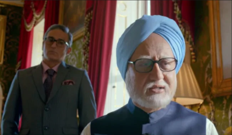 The Accidental Prime Minister: Anupam Kher Thanks Akshaye Khanna For Being An Amazing Co-Actor