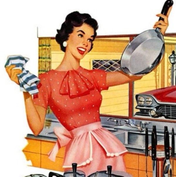 The Chef A Flash Fiction on the Plights of a Housewife