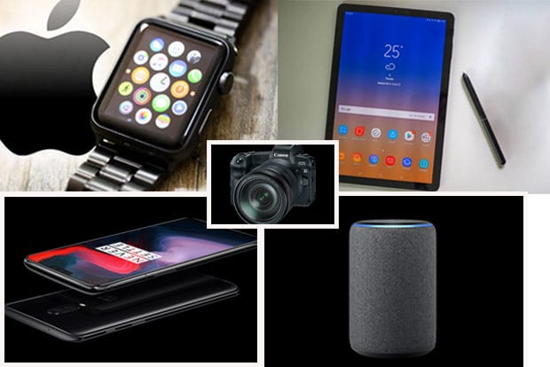 Top 5 Gadgets that Grabbed Eyeballs in India in 2018