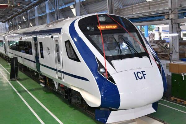 Train 18 Breaches 180 kmph Speed During Trials