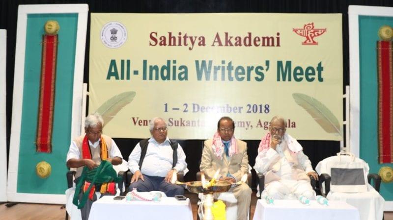 Two Day All India WritersMeet Organised at Tripura University