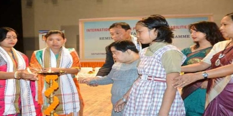 International Day of Persons with Disabilities Observed in Tripura