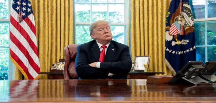 Trump Lashes out at Fed Again Amid Stock Market Plunge
