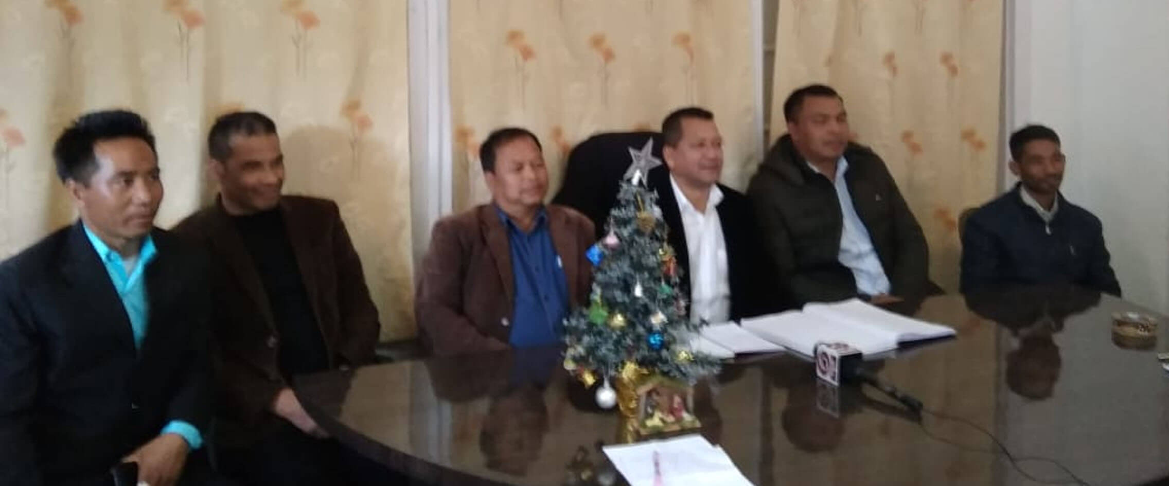 United Democratic Party Announces its Third List of Candidates in Shillong