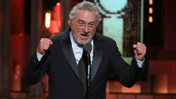 'US Going Through Grotesque Version of Nationalism' Says Robert De Niro
