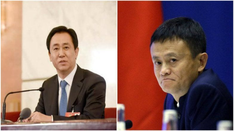 Property Titan Overtakes Jack Ma as China's Richest Man