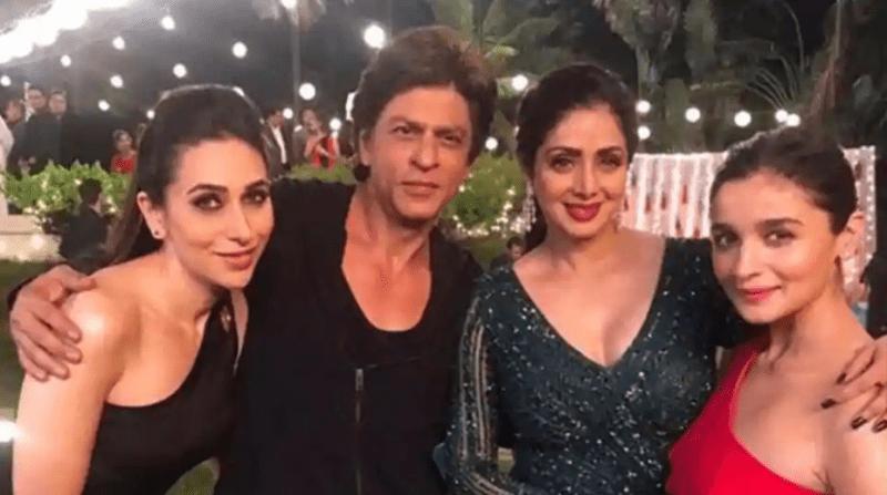 Karishma Kapoor Recalls Working With Sridevi On The Sets of Zero, Makes Fans Nostalgic