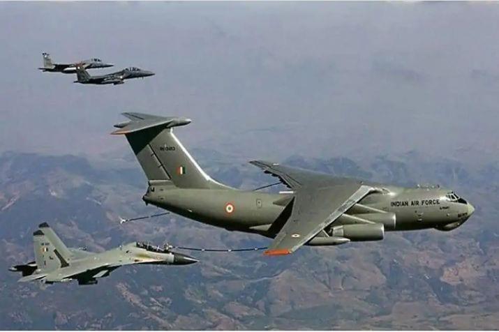 India-US Air Force exercise 'Ex Cope India-18'
