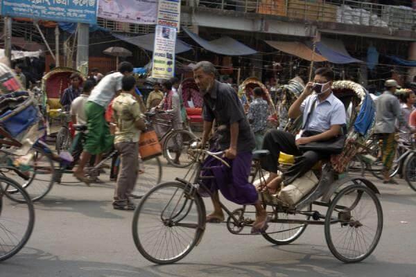 Manual rickshaws no longer convenient in Guwahati streets