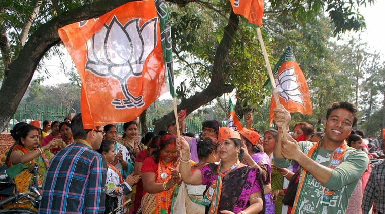 Seven injured as BJP-Congress clash over cooperative election