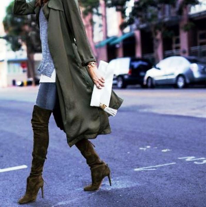 Jackets, boots to keep you warm