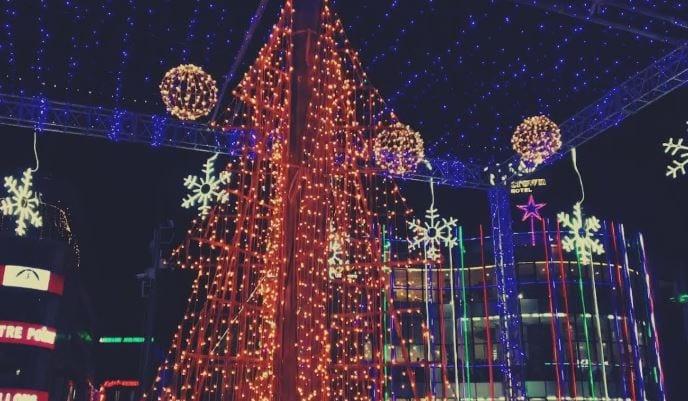 Pre-Christmas celebrations in Shillong