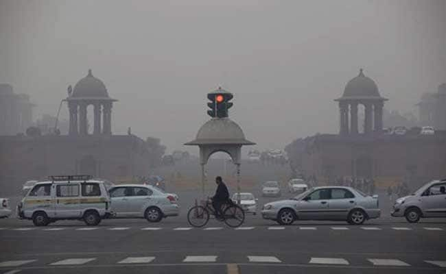 DELHI WEATHER REPORT