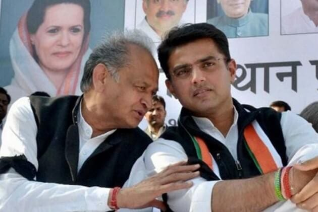 Ashok Gehlot, Sachin Pilot takes oath and forms new government in Rajasthan