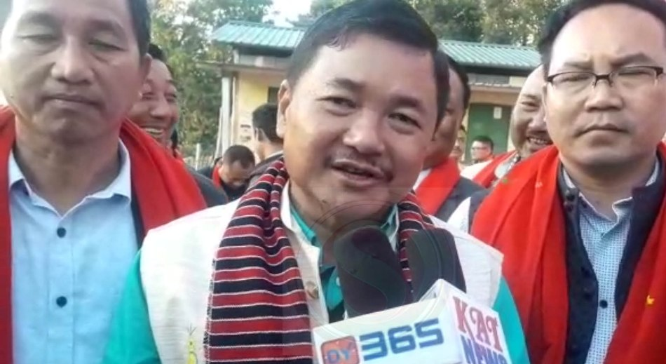 Eviction drive to be launched against alleged illegal migrants at Langkaijan Area of Karbi Anglong