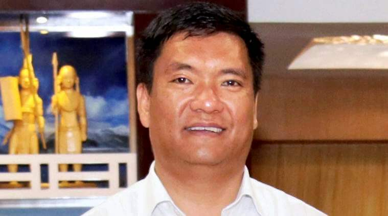 Staff Selection Board creation, a historic decision of Government: Pema Khandu