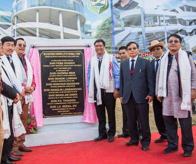 Arunachal CM Pema Khandu begins Arunachal Rising Campaign