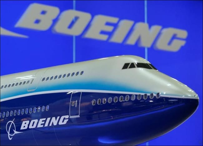 Boeing Forecasts Demand for 2,300 New Aircraft in India Over Next 20 Years