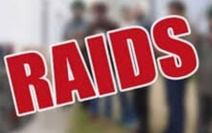 Liquor Raid By Exercise Department At Baikuntha Nagar Hill