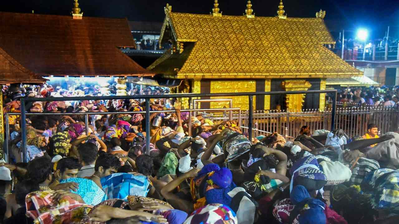 Donkeys Have More Grace than Tantri at Sabrimala: Kerala Minister