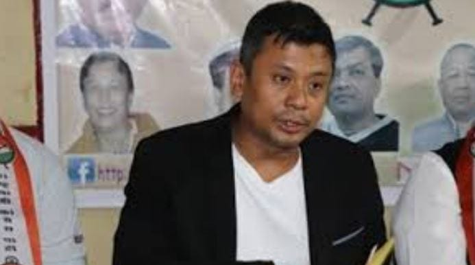 Saleng A Sangma voices concern over illegal sale of transport challans