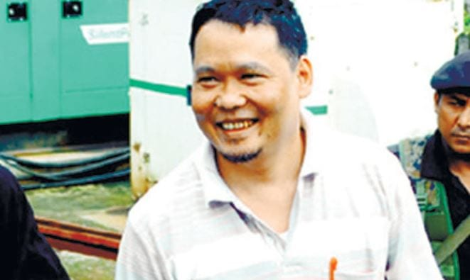 Garoland is a constitutional right: Champion R Sangma