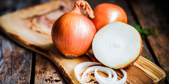Forget onions, you'll soon need more food to stay healthy