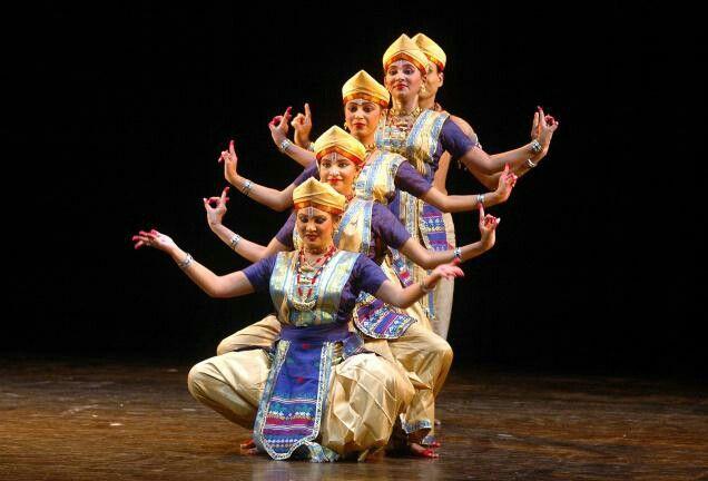 City Girl Shibangi Rattna Barua Shines With Outstanding Xattriya Performance