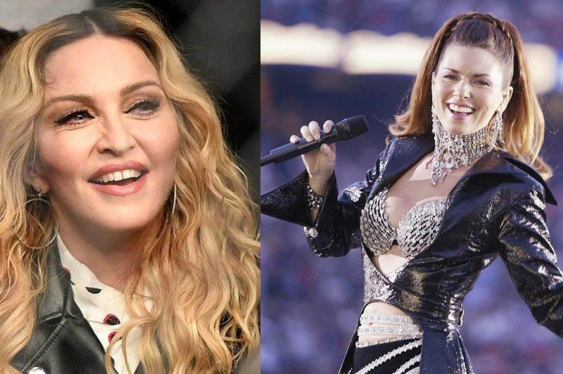 'I was awkward when I first met Madonna' Says Shania Twain