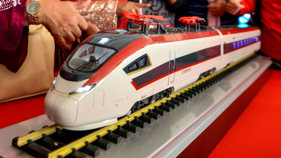 Malaysia cancels China sponsored railway link project