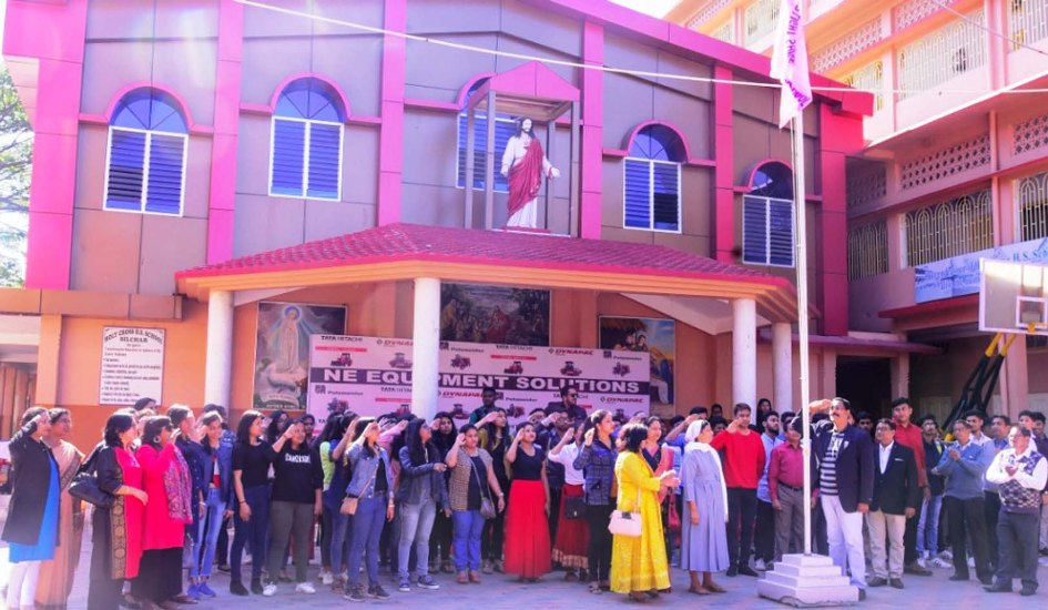 54th foundation day celebrated in Silchar