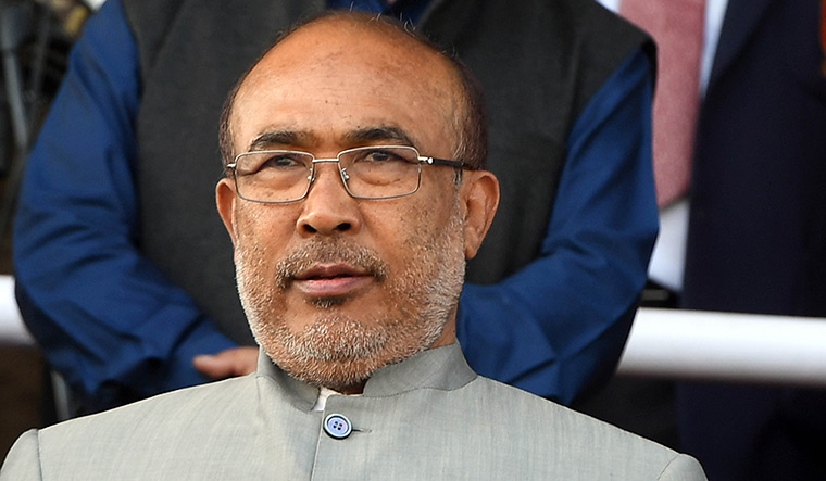 'Keep Manipur outside ambit of Citizenship Bill' - Chief Minister N Biren Singh