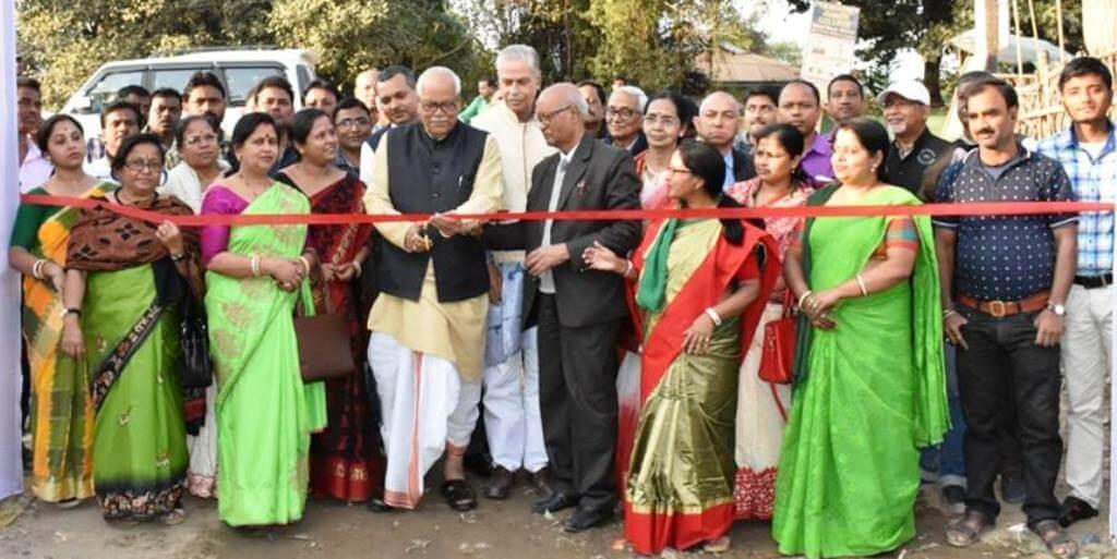 69th Gandhi Mela begins in Silchar