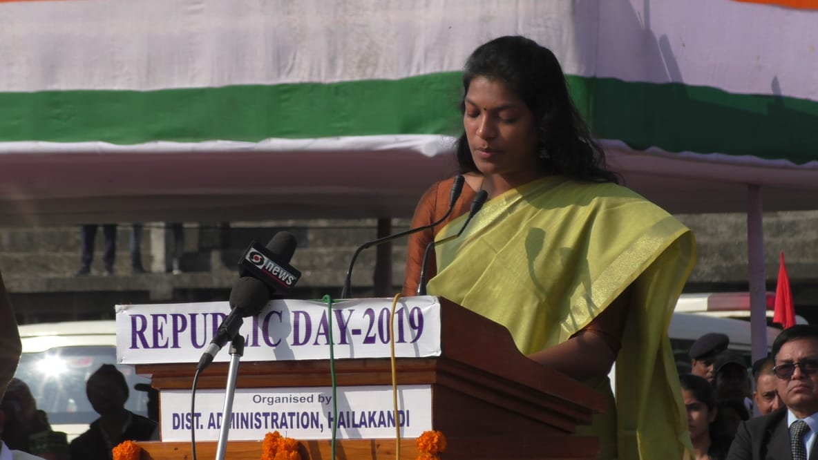 Move to bring administration closer to people initiated: DC Keerthi Jalli