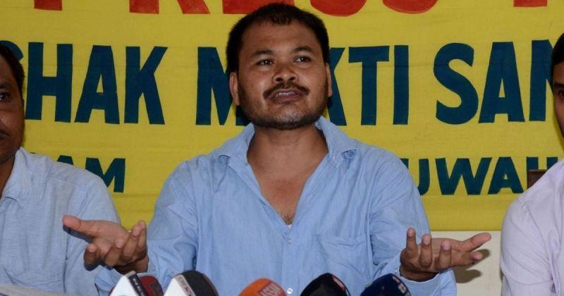 Akhil Gogoi Propagator Of Current Agitation: BJP