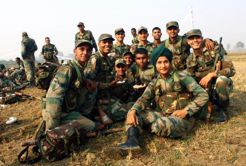 Army Recruitment Rally For Lower Assam
