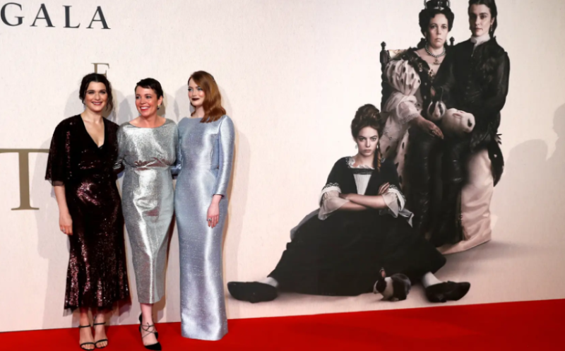 The Favourite Leads BAFTA Awards 2019 Nominations