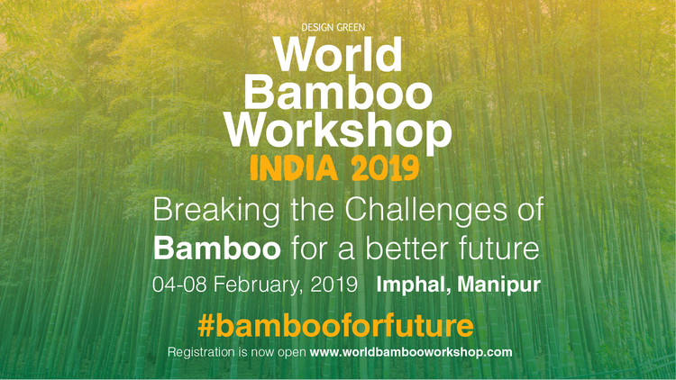 World Bamboo Workshop to be held at Manipur